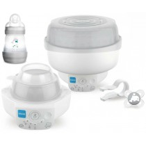 MAM 6in1 Sterilisator & Express Babykosterwärmer