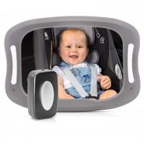 Reer BabyView LED Auto-Sicherheitsspiegel mit Licht