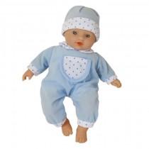 Amia sprechende Puppe mit Mütze Junge
