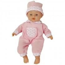 Amia sprechende Puppe mit Mütze Mädchen