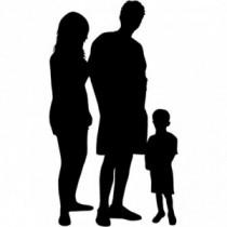 Familien Autoaufkleber BS614