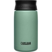 Camelbak Hot Cap Stainless Steel Bottle Trinkflasche 0.35l Grün Moss