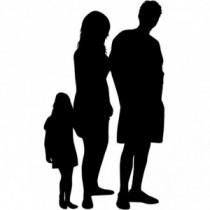Familien Autoaufkleber BS613