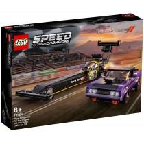 LEGO Speed Champions Mopar Dodge//SRT Dragster & 1970 Dodge Challenger 76904