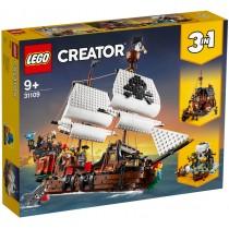 LEGO Creator Piratenschiff 31109