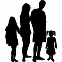 Familien Autoaufkleber BS612