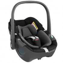 Maxi-Cosi Pebble 360 i-Size Babyschale Essential Black