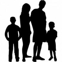 Familien Autoaufkleber BS611
