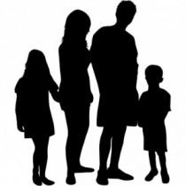 Familien Autoaufkleber BS610