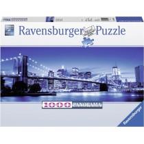 Ravensburger Panorama Puzzle Leuchtendes New York 1000 Teile