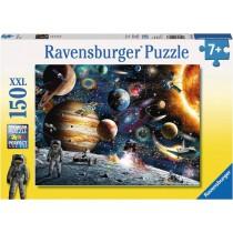 Ravensburger Puzzle Im Weltall 150 Teile