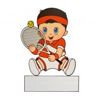 Geburtstafel Tennis