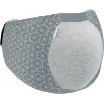 Babymoov Dream Belt Bauchband für Schlafkomfort Grösse XS/S Smokey