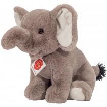 Teddy Hermann Elefant sitzend 25 cm