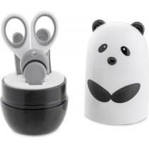 Chicco Baby-Nagelpflegeset 4-in-1 Panda