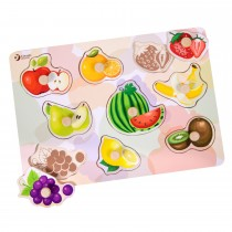 Classic World Obst-Puzzle