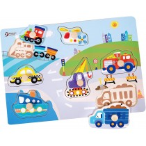 Classic World Verkehr-Puzzle