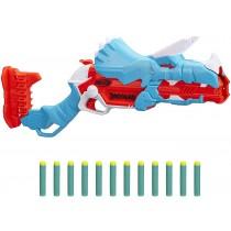 Hasbro Nerf DinoSquad Tricerablast Blaster