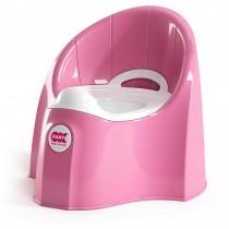 OK Baby Pasha Töpfchen Pink