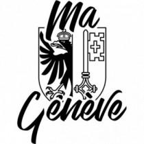 Aufkleber Kanton Genève V2