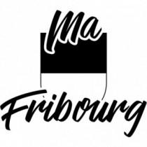 Aufkleber Kanton Fribourg V2