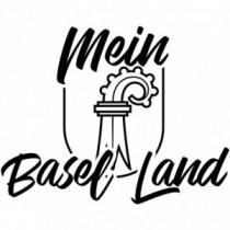 Aufkleber Kanton Basel Land V2