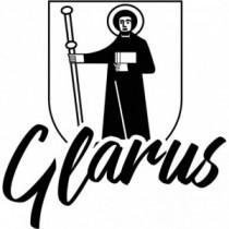 Aufkleber Kanton Glarus V1