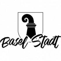 Aufkleber Kanton Basel Stadt V1