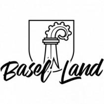 Aufkleber Kanton Basel Land V1