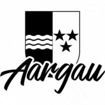 Aufkleber Kanton Aargau V1