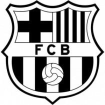 Aufkleber FC Barcelona V1