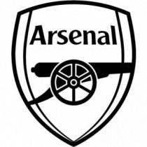 Aufkleber FC Arsenal V1
