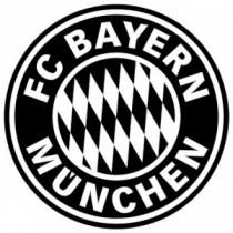 Aufkleber FC Bayern München V1