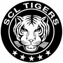 Aufkleber SCL Tigers V1