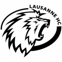 Aufkleber Lausanne HC V1
