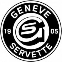 Aufkleber Geneve Servette V1