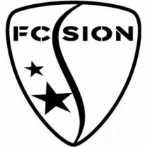 Aufkleber FC Sion V1
