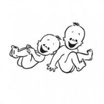 Baby Autoaufkleber 22260
