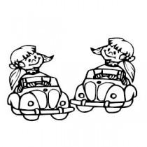 Baby Autoaufkleber 22300