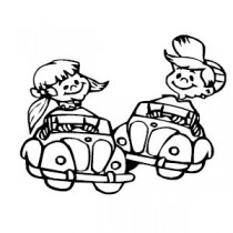 Baby Autoaufkleber 22200