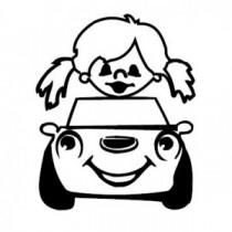 Baby Autoaufkleber 21242
