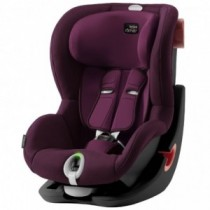 Britax Römer King II LS BLACK SERIES Burgundy Red 2019