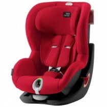 Britax Römer King II LS BLACK SERIES Fire Red 2019