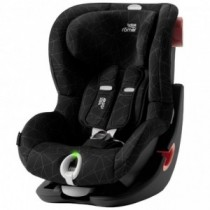 Britax Römer King II LS BLACK SERIES Crystal Black 2019