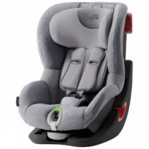 Britax Römer King II LS BLACK SERIES Grey Marble 2019