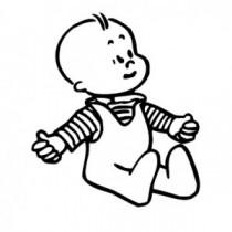 Baby Autoaufkleber 21030