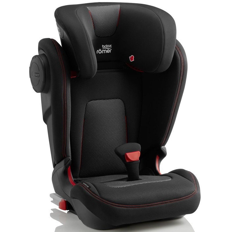 britax r mer kidfix iii m air black 2019 g nstig online. Black Bedroom Furniture Sets. Home Design Ideas