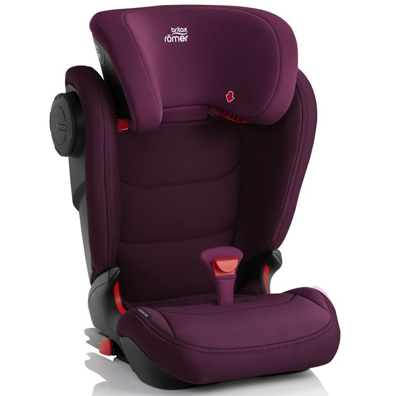 britax r mer kidfix iii m burgundy red 2019 g nstig online. Black Bedroom Furniture Sets. Home Design Ideas