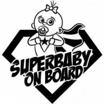 Baby Autoaufkleber BS121