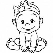 Baby Autoaufkleber BS115